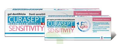 Curaden Curasept Sensitivity Intensive Denti Sensibili Gel Dentifricio 50 ml