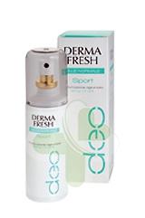 Dermafresh Linea Sport Pelli Normali Spray no Gas 100 ml
