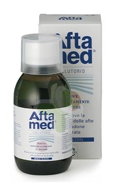 Aftamed Collutorio Orale Lenitivo Calmante Anti-Irritazioni 150 ml