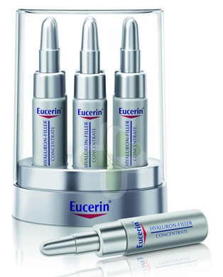 Eucerin Linea Hyaluron Filler Trattamento Potenziato Anti-Età 6 Fiale da 5 ml