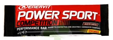 Enervit Sport Linea Energia Power Sport Competition Barretta Energetica Cacao