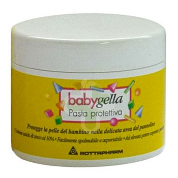 Babygella Linea Delicata Bambini Pasta Protettiva Idratante Delicata 150 ml