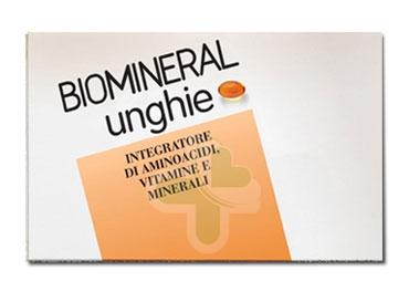 Biomineral Linea Unghie Integratore Alimentare Unghie Deboli 30 Perle