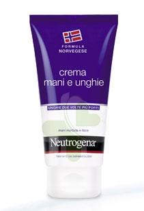 Neutrogena Linea Mani Crema Mani ed Unghie Profumata 75 ml