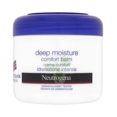 Neutrogena Linea Viso e Corpo Balsamo Comfort Idratazione Intensa 300 ml