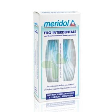 meridol Linea Igiene Dentale Quotidiana Filo Interdentale Gengive Irritate