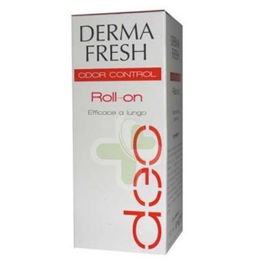 Dermafresh Linea Odor Control Deodorazione Efficace a Lunga Tenuta Roll-on 30 ml