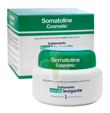 Somatoline Cosmetic Linea Cura del Corpo Trattamento Scrub Levigante Corpo 600 g