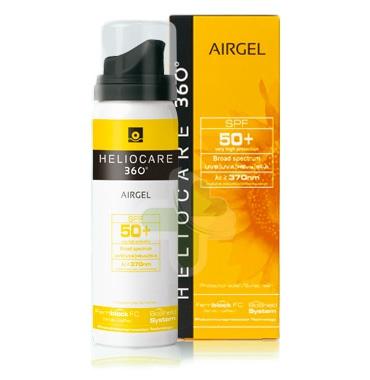 Heliocare Linea 360 SPF 50+ Fotoprotezione Avanzata Giornaliera AirGel da 50 ml