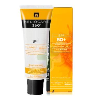 Heliocare Linea 360 SPF 50+ Fotoprotezione Avanzata Giornaliera Gel 50 ml