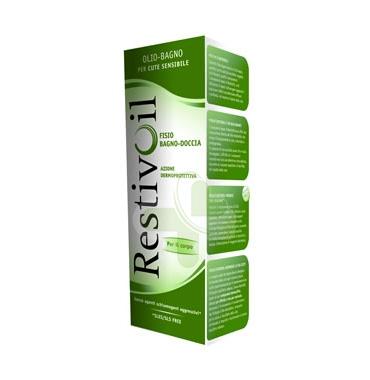 RestivOil Linea Corpo Fisio BagnoDoccia Nutritivo Protettivo Pelli Sensib 200 ml