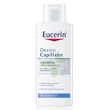 Eucerin Linea Capelli DermoCapillaire Urea 5% Shampoo Lenitivo 200 ml