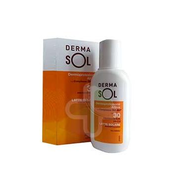 Dermasol Linea Protezione Solare SPF30 Latte Protezione Alta 150 ml