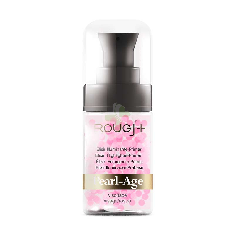Rougj Linea Make-up Primer Base Illuminante Pearl-Age Elisir Levigante 15 ml