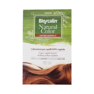 Giuliani Bioscalin Natural Color Castano Caramello 70 G