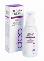 Dermafresh Linea Ipersudorazione Efficace a Lungo Latte Corpo Roll on 75 ml